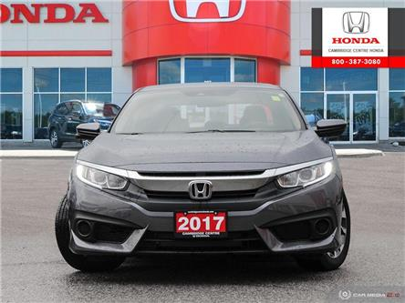 2017 Honda Civic EX (Stk: 20106A) in Cambridge - Image 2 of 27