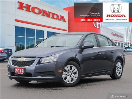 2014 Chevrolet Cruze 1LT (Stk: 20354A) in Cambridge - Image 1 of 27
