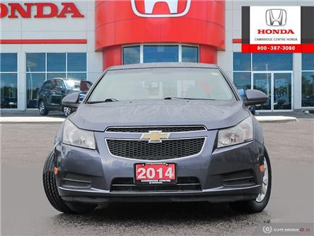 2014 Chevrolet Cruze 1LT (Stk: 20354A) in Cambridge - Image 2 of 27