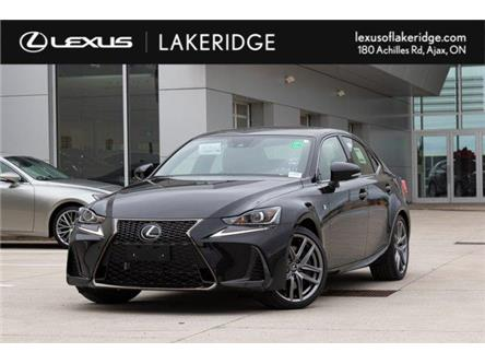 2019 Lexus IS 300 Base (Stk: L19536) in Toronto - Image 1 of 28