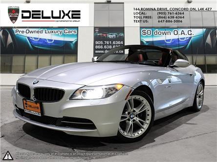 2009 BMW Z4 sDrive30i (Stk: D0670T) in Concord - Image 1 of 17