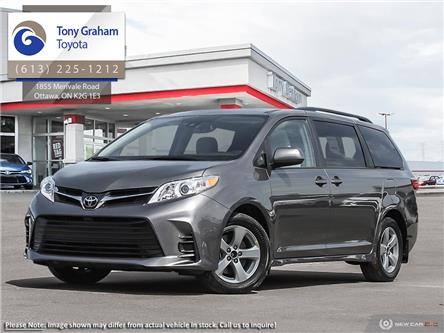 2020 Toyota Sienna LE 8-Passenger (Stk: 58865) in Ottawa - Image 1 of 23
