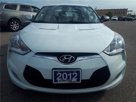 2012 Hyundai Veloster Base (Stk: B8014A) in Milton - Image 2 of 15
