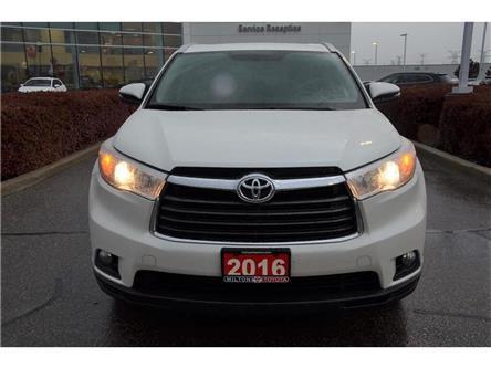 2016 Toyota Highlander  (Stk: 316283A) in Milton - Image 2 of 22