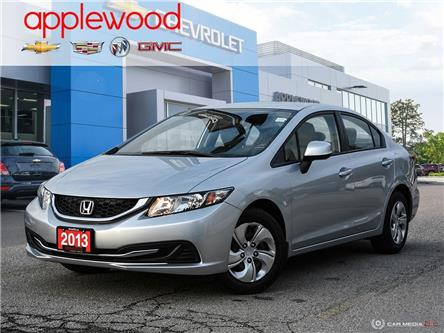 2013 Honda Civic LX (Stk: 1074TN) in Mississauga - Image 1 of 27