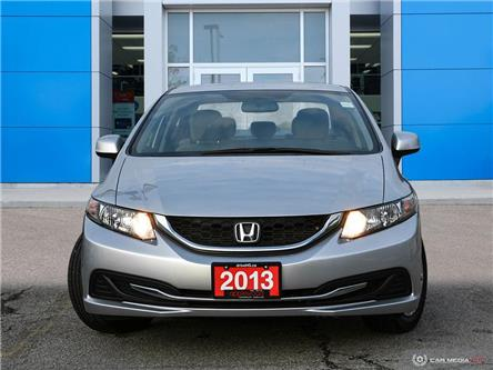2013 Honda Civic LX (Stk: 1074TN) in Mississauga - Image 2 of 27