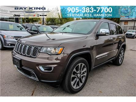 2018 Jeep Grand Cherokee Limited (Stk: 6956) in Hamilton - Image 1 of 25