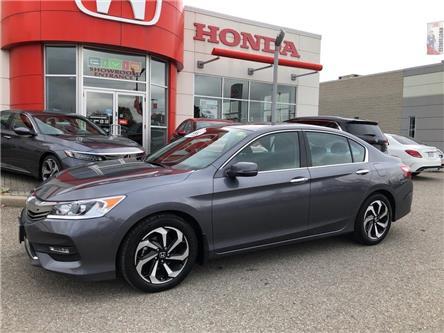 2017 Honda Accord EX-L (Stk: P7174) in Georgetown - Image 1 of 13