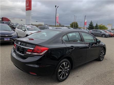 2015 Honda Civic EX (Stk: P7176) in Georgetown - Image 2 of 12