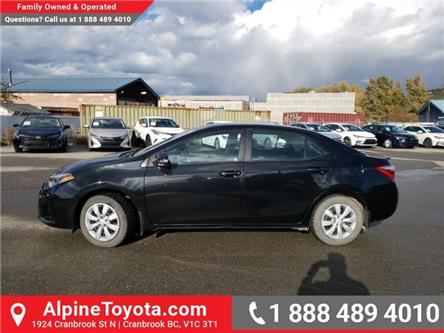 2015 Toyota Corolla S (Stk: X636654N) in Cranbrook - Image 2 of 19