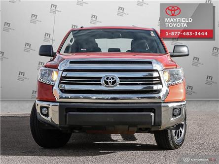 2016 Toyota Tundra SR5 5.7L V8 (Stk: M000188A) in Edmonton - Image 2 of 20