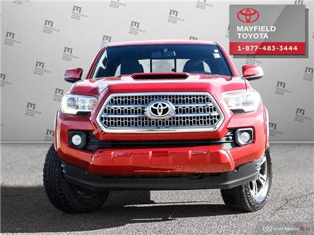2016 Toyota Tacoma SR5 (Stk: M000325A) in Edmonton - Image 2 of 20