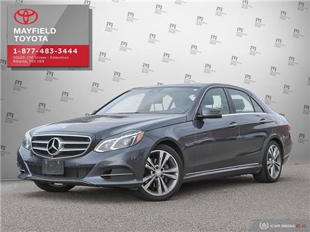 2015 Mercedes-Benz E-Class Base (Stk: 1901006A) in Edmonton - Image 1 of 27