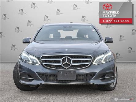 2015 Mercedes-Benz E-Class Base (Stk: 1901006A) in Edmonton - Image 2 of 27
