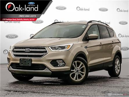2017 Ford Escape SE (Stk: 9T347A) in Oakville - Image 1 of 21