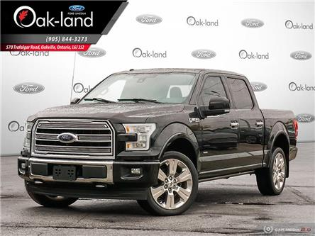 2017 Ford F-150 Platinum (Stk: 9T691A) in Oakville - Image 1 of 25