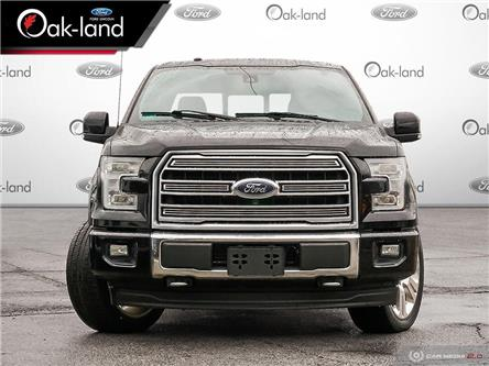 2017 Ford F-150 Platinum (Stk: 9T691A) in Oakville - Image 2 of 25
