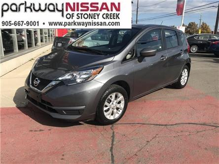 2018 Nissan Versa Note 1.6 SV (Stk: N1549) in Hamilton - Image 1 of 12