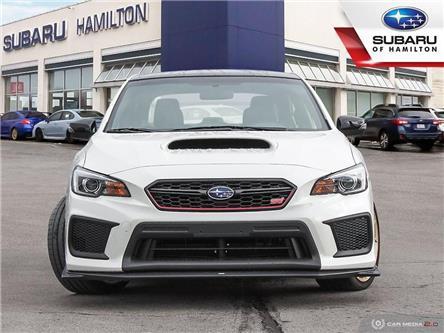 2018 Subaru WRX STI Type RA (Stk: U1500) in Hamilton - Image 2 of 28