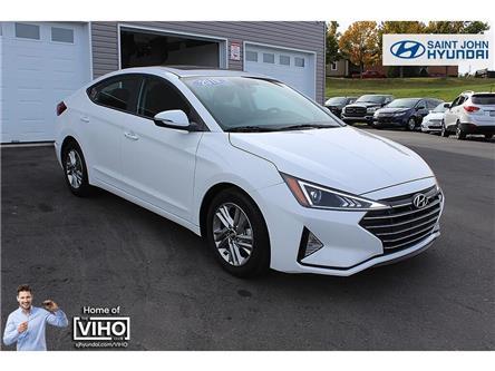 2019 Hyundai Elantra  (Stk: U2362) in Saint John - Image 1 of 19