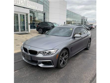 2015 BMW 435i xDrive Gran Coupe (Stk: DB5808) in Oakville - Image 1 of 10