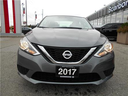 2017 Nissan Sentra  (Stk: K19131A) in Scarborough - Image 2 of 27