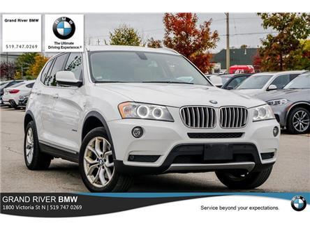 2013 BMW X3 xDrive28i (Stk: 40758A) in Kitchener - Image 1 of 21