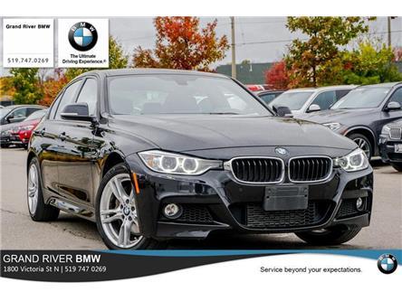 2015 BMW 328i xDrive (Stk: PW5090) in Kitchener - Image 1 of 5
