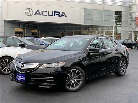 2015 Acura TLX Base (Stk: D457) in Burlington - Image 1 of 29