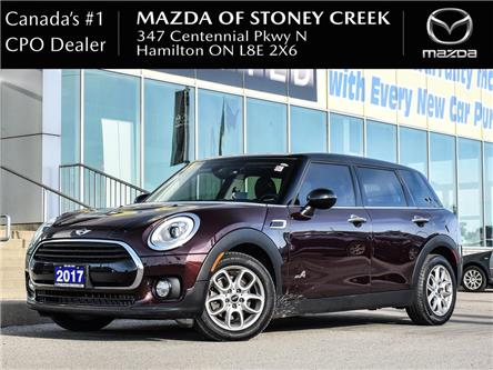 2017 MINI Clubman Cooper (Stk: SU1243A) in Hamilton - Image 1 of 25