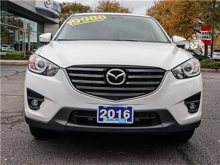 2016 Mazda CX-5 GS (Stk: 2018LT) in Burlington - Image 2 of 30
