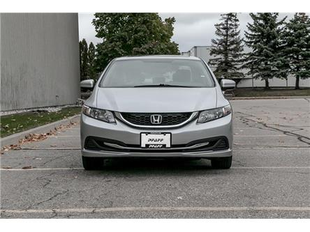 2015 Honda Civic EX (Stk: 22295A) in Mississauga - Image 2 of 21