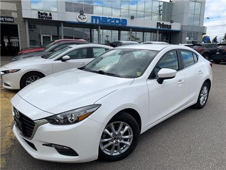 2018 Mazda Mazda3 GS, CARFAX CLEAN, HTD SEATS, BLIND SPOT, LOW KMS (Stk: P-4245) in Woodbridge - Image 1 of 25