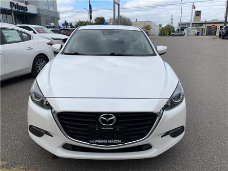 2018 Mazda Mazda3 GS, CARFAX CLEAN, HTD SEATS, BLIND SPOT, LOW KMS (Stk: P-4245) in Woodbridge - Image 2 of 25