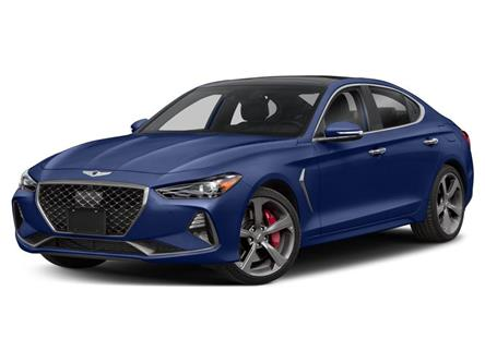 2020 Genesis G70 2.0T Advanced (Stk: 195184) in Markham - Image 1 of 8
