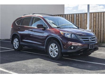 2013 Honda CR-V EX (Stk: T5312) in Niagara Falls - Image 1 of 18