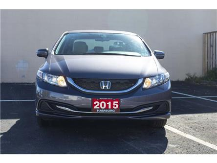2015 Honda Civic LX (Stk: T5329) in Niagara Falls - Image 2 of 19