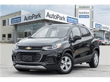 2018 Chevrolet Trax LT (Stk: APR5077) in Mississauga - Image 1 of 18