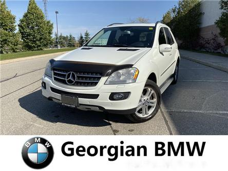 2008 Mercedes-Benz M-Class Base (Stk: B19301T-1) in Barrie - Image 1 of 11