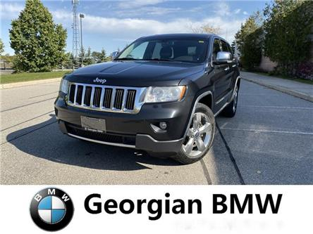 2011 Jeep Grand Cherokee Limited (Stk: P1551-1) in Barrie - Image 1 of 12