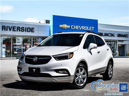 2018 Buick Encore Premium (Stk: 18-171A) in Brockville - Image 1 of 27