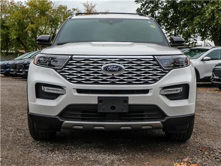 2020 Ford Explorer Platinum (Stk: EX20-74168) in Burlington - Image 2 of 23