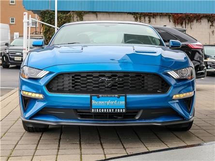 2019 Ford Mustang EcoBoost (Stk: MU9-64521) in Burlington - Image 2 of 17