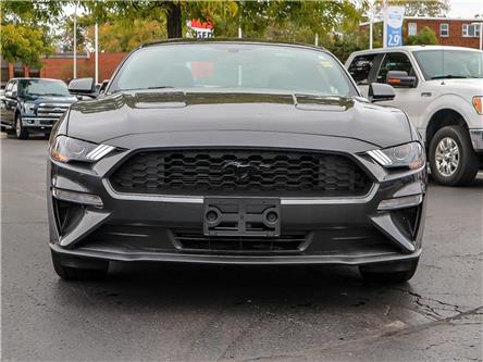 2019 Ford Mustang EcoBoost (Stk: MU9-73085) in Burlington - Image 2 of 20