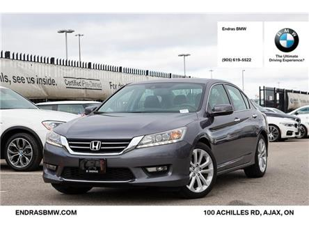 2015 Honda Accord Touring (Stk: 35491A) in Ajax - Image 1 of 22