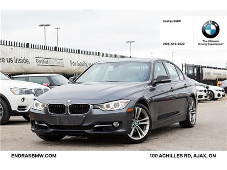 2012 BMW 328i  (Stk: P5979A) in Ajax - Image 1 of 22
