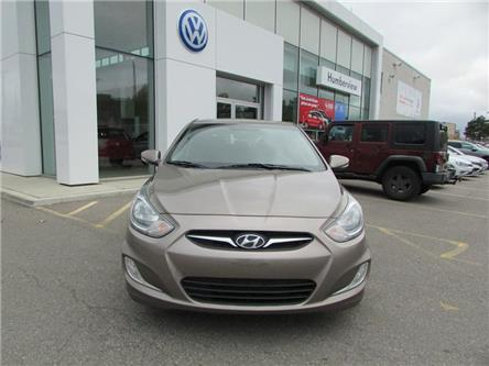 2014 Hyundai Accent GLS (Stk: 96979A) in Toronto - Image 2 of 21