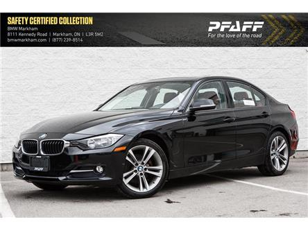 2015 BMW 320i xDrive (Stk: D12555) in Markham - Image 1 of 7