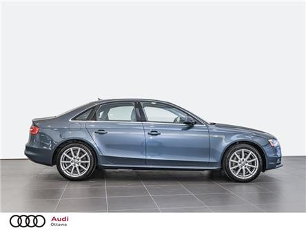 2016 Audi A4 2.0T Progressiv plus (Stk: PA605) in Ottawa - Image 2 of 19