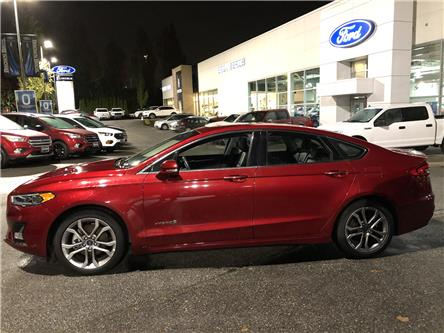 2019 Ford Fusion Hybrid Titanium (Stk: RP19384) in Vancouver - Image 2 of 27